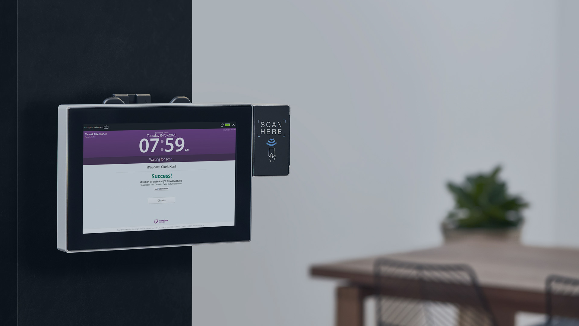 Time Clock Traditional Solutions